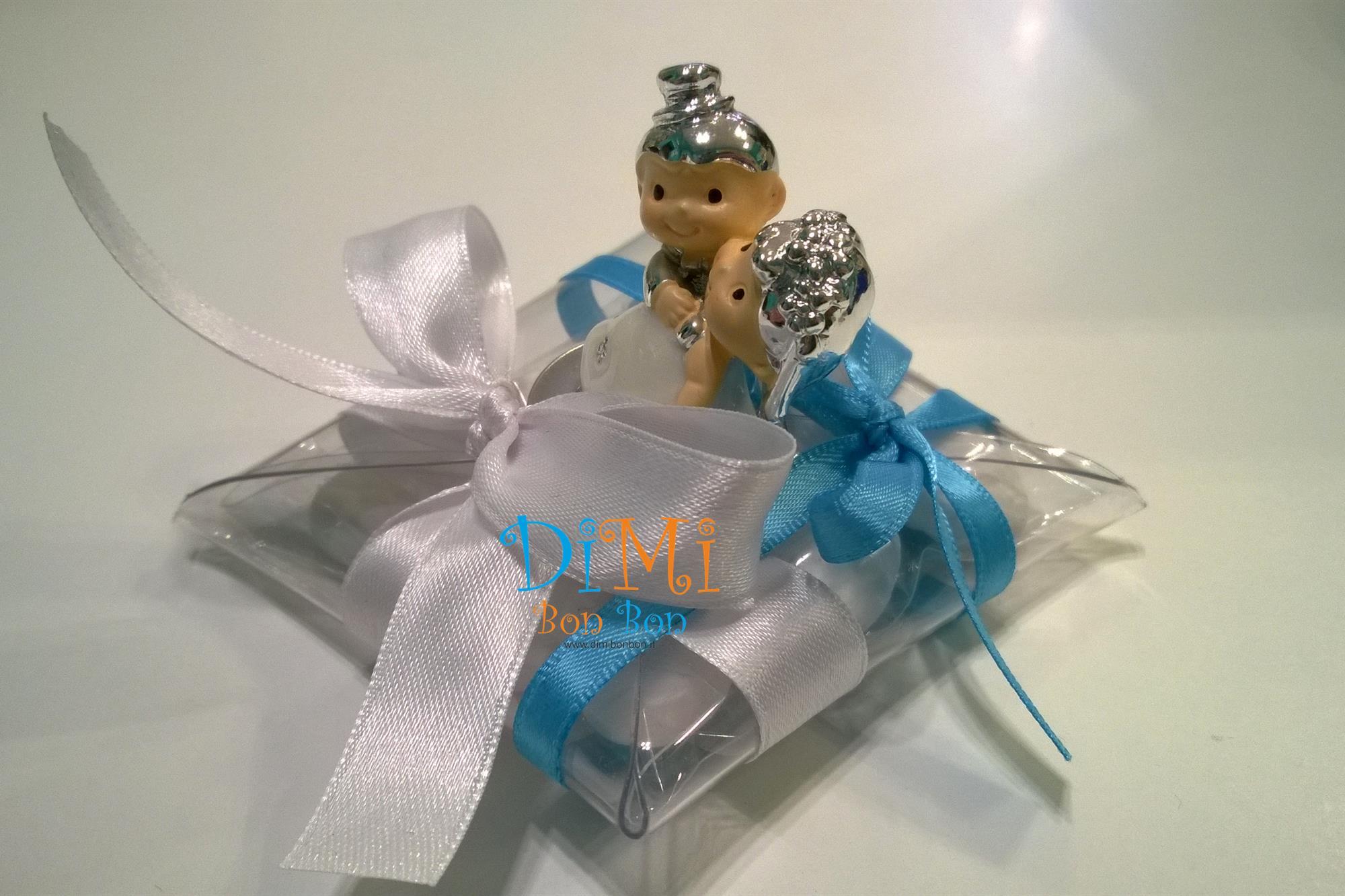 Bomboniera Matrimonio Azzurro : Galleria dimibonbon